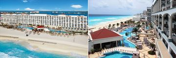 Hyatt Zilara Cancun, Aerial View of Resort