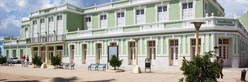 Exterior of Iberostar Grand Hotel Trinidad