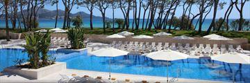 Main pool at Iberostar Playa de Muro