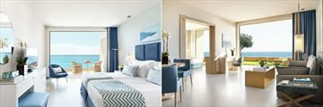 Family Room and Deluxe Two Bedroom Family Suite at Ikos Oceania
