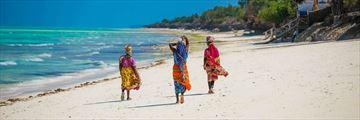 Indigo Beach Zanzibar, Beach