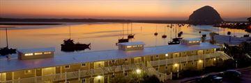 Sunset Views at Inn at Morro Bay Hotel