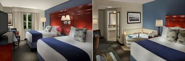 Inn on the Square, Two Queen Guest Room and King Guest Room