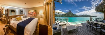 Intercontinental Bora Bora Resort Thalasso Spa, Brando Suite