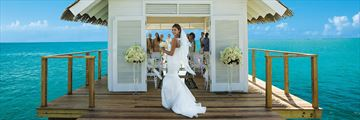 Intimate Weddings at Sandals South Coast