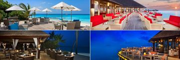 Dining Venues at JA Manafaru