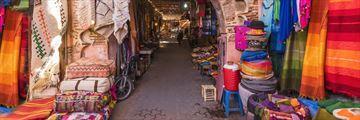 Jamaa el Fna Market, Marrakech