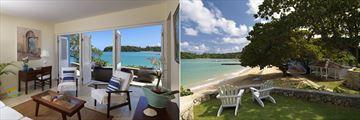 Beach Bungalows at Jamaica Inn