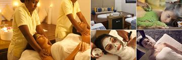 Jetwing Beach, Negombo, Spa Couples Treatment Room, Spa Treatment Room, Body Scrub, Massage Rituals and Facial