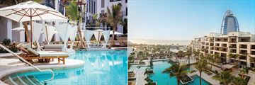 Jumeirah Al Naseem, Madinat Jumeirah, Wadi Pool and Exterior View