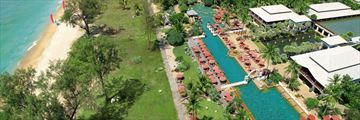 JW Marriott Phuket Resort & Spa, Aerial View of Resort