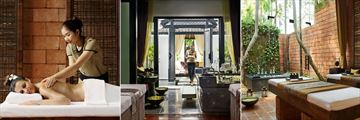 Spa Massage, Treatment Suites and Treatment Room at JW Marriott Phuket Resort & Spa