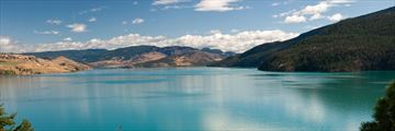 Kalamalka Lake, Okanagan, British Columbia