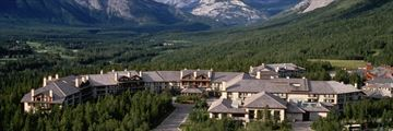 Exterior view of Kananaskis Mountain Lodge