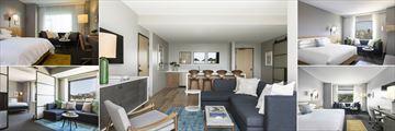 Accommodation at Kimpton Everly Hotel