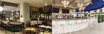 Jsix Restaurant and Rooftop Bar & Lounge at Kimpton Solamar Hotel