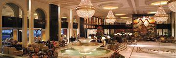 Kowloon Shangri La, Lobby