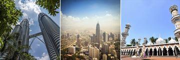 Kuala Lumpur architecture & cityscape