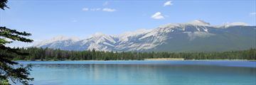 Lake Anette, Alberta