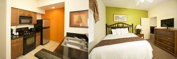 Lake Buena Vista Resort Village & Spa, Suite Kitchen and Three Bedroom Suite