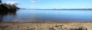 Lake Taupo, Waihi scenic reserve