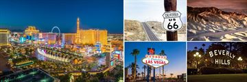 Las Vegas, Route 66, Death Valley & Beverly Hills