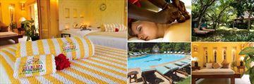 Uzuru Spa at Leopard Beach Resort & Spa