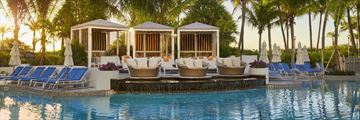 Loews Miami Beach Pool and Cabanas
