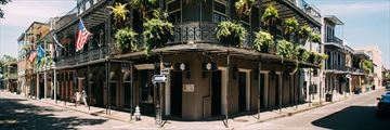 Loews New Orleans, Exterior