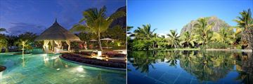 LUX Le Morne, Oasis Pool