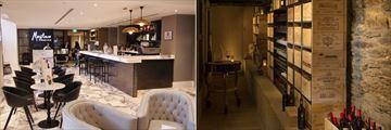Mayflower Restaurant & Bar and Wine Cellar at Mayfair Hotel