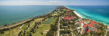 Aerial Views of Melia Varadero