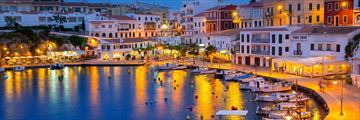 Calasfonts Cales Fonts Port, Menorca