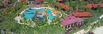 Meritus Pelangi Beach Resort & Spa, Aerial View