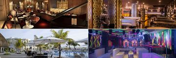Restaurants, Bars and Night Club at Moon Palace Cancun