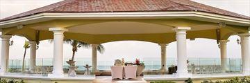 Moon Palace Cancun Cancun Mexico Wedding Tropical Sky