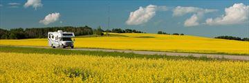 Motorhoming in Wakaw Saskatchewan