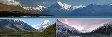 Stunning Mount Cook Scenery, South Island
