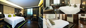 Movenpick Hanoi, Deluxe Room, Superior Room and Suite