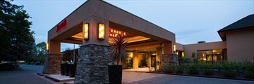 Napa Valley Marriott Hotel & Spa, Exterior