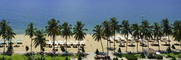 Novotel Nha Trang, Beach Views