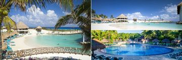 Occidental at Xcaret Destination Resort, Beach and Pool