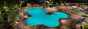 Omni Shoreham, Resort Pool & Bar
