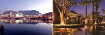 One&Only Cape Town, Town Exterior and Landscape and Spa Exterior