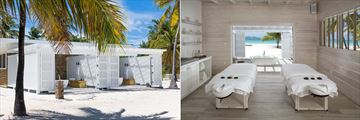 Palm Island Resort & Spa, Spa Treatment Rooms