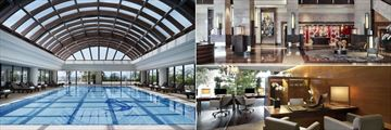 Pan Pacific Hanoi, Pool, Lobby and Business Centre