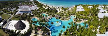 Aerial Resort View of Paradisus Varadero