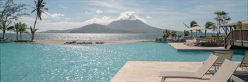 Park Hyatt St. Kitts, Lagoon Pool with Views of Nevis Island