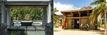 Park Hyatt St. Kitts, Spa Therapist and Recreation Hut