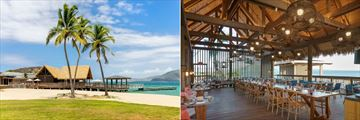 Park Hyatt St. Kitts, The Fisherman's Village Exterior and Jetty and The Fisherman's Village Interior